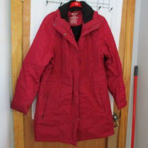 L LBean Hooded Winter Coat